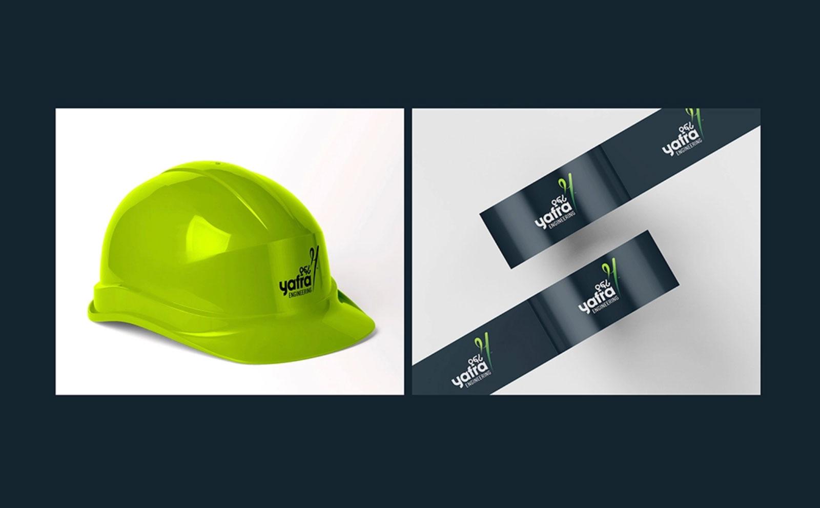 建筑工程公司品牌形象设计