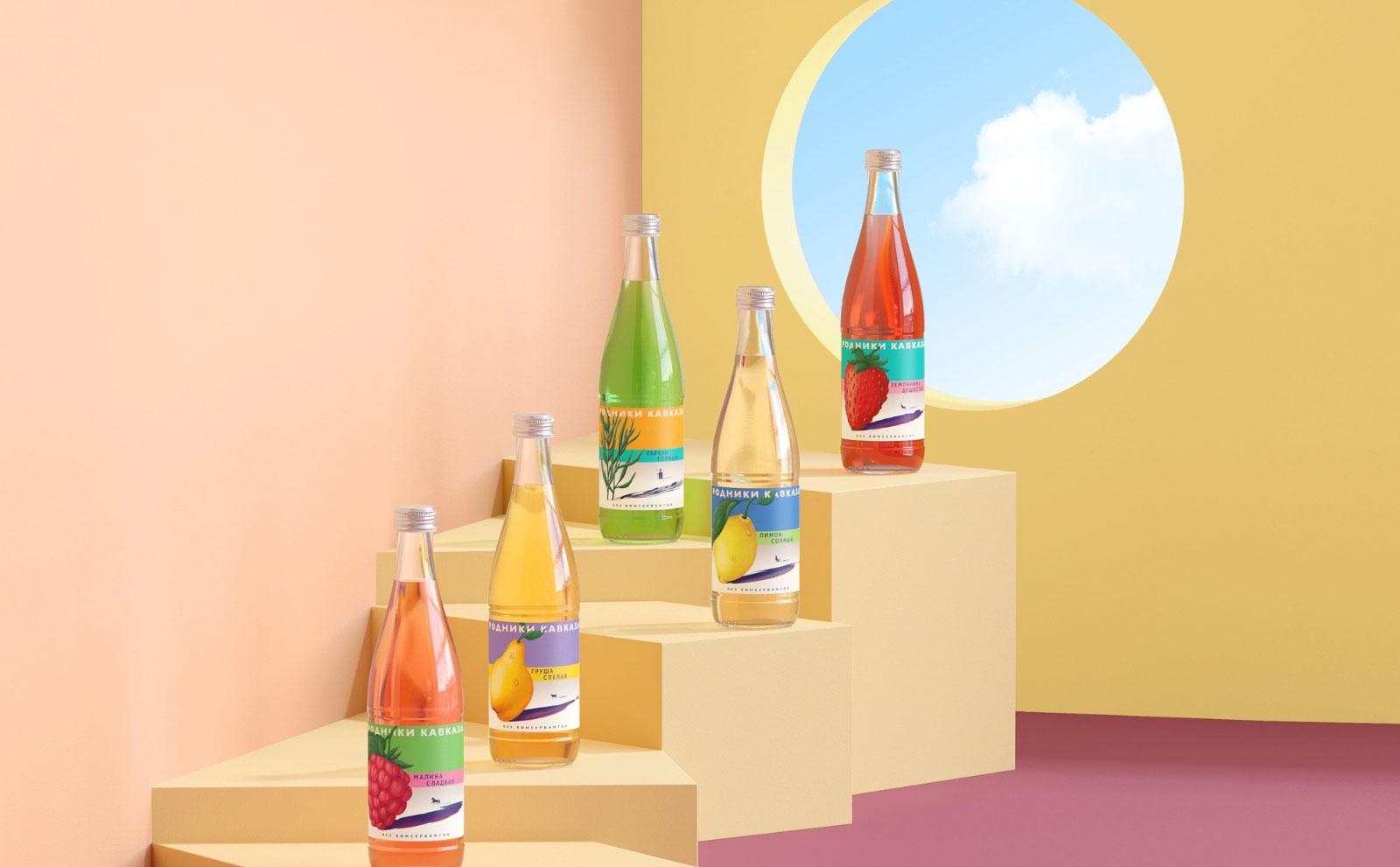 碳酸饮料包装设计