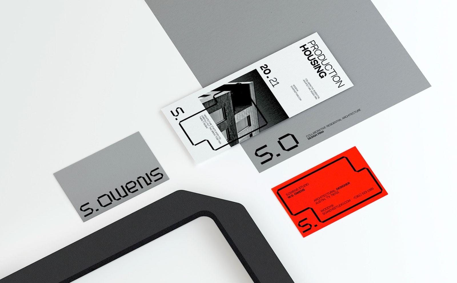 建筑设计公司品牌形象设计