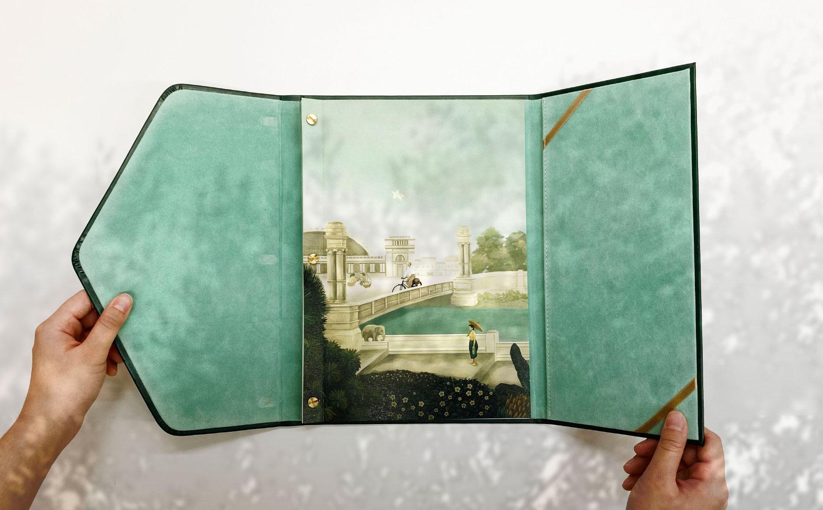 莱西画册设计公司