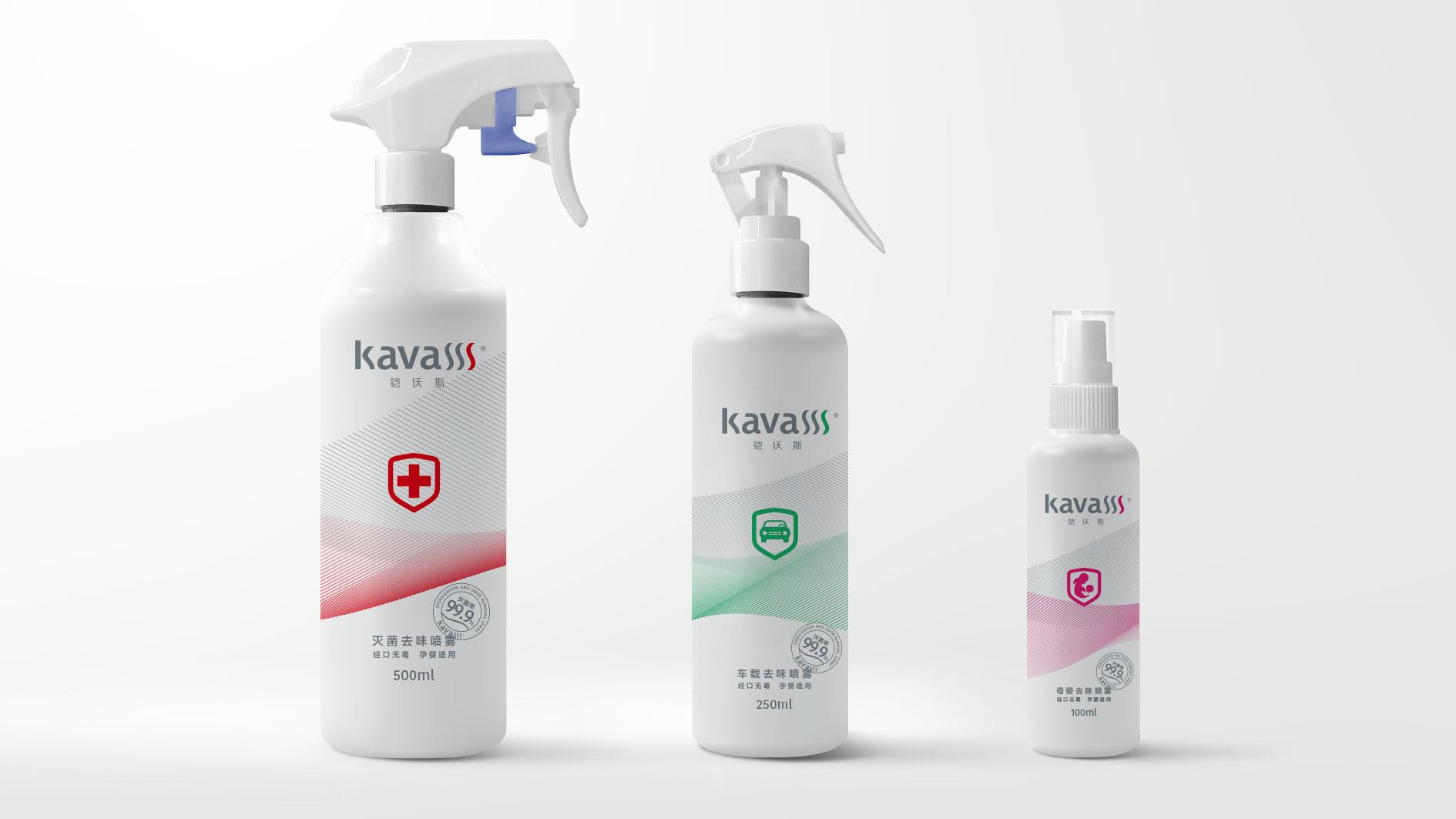 消毒液产品包装设计